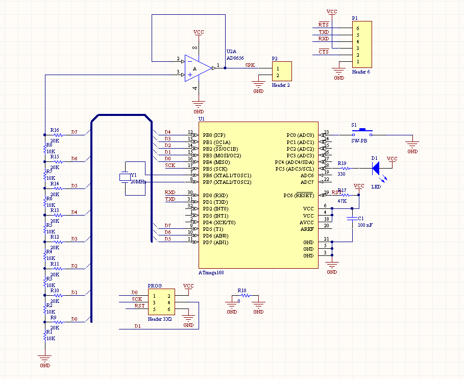 06 microcontroller programming schematic ccuart Gallery