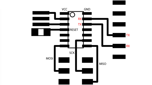 pcint11  pin change interrupt source 11  the pb3 pin can serve as an external interrupt source