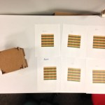 Printed out all 6 autostereograms