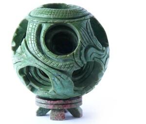 Nested Balls In Jade