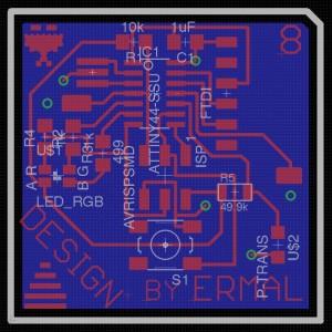 Input Circuit Layout