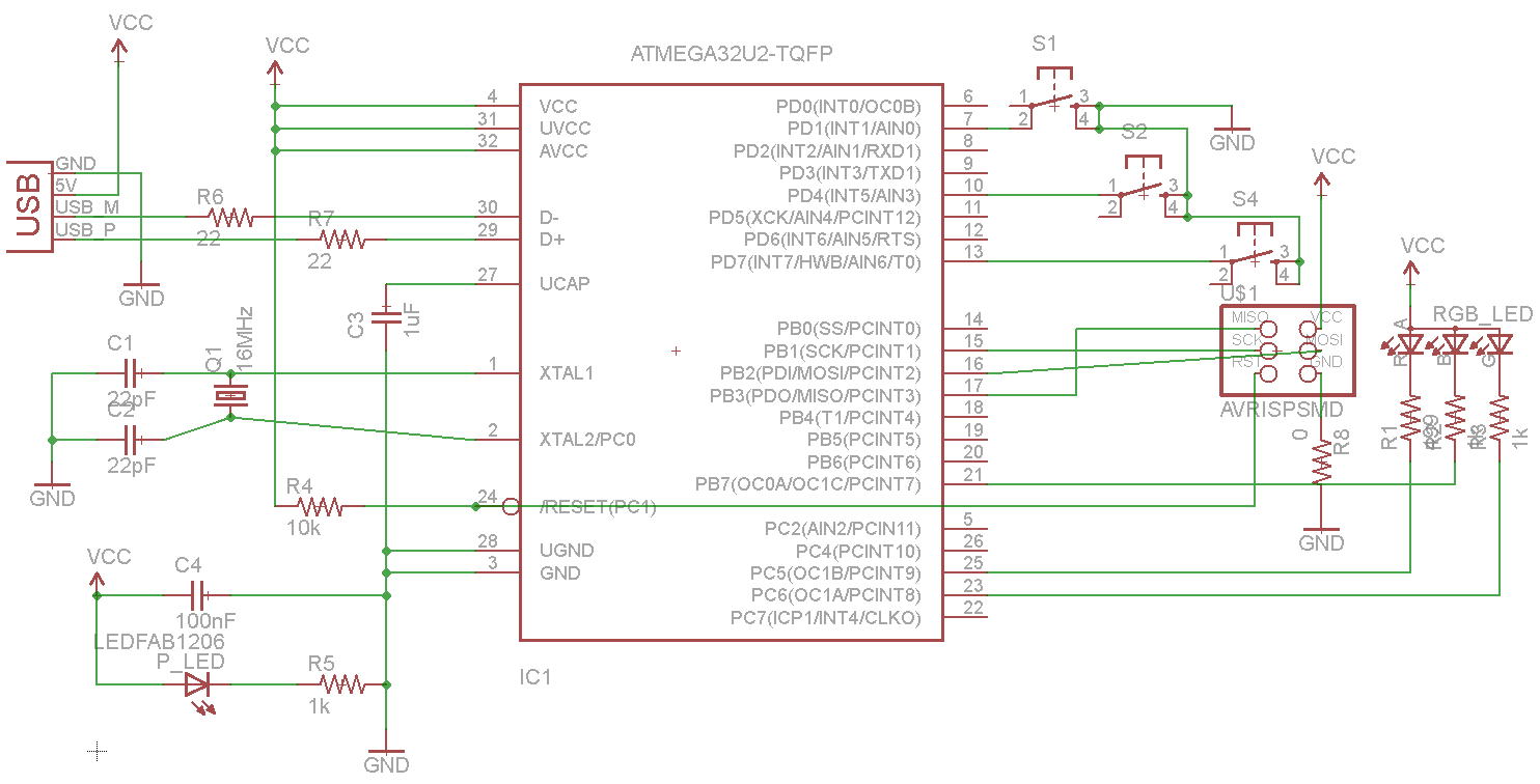 Programmable Code Lock Circuit