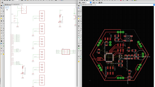 Got me strategy down and almost there with the board design.