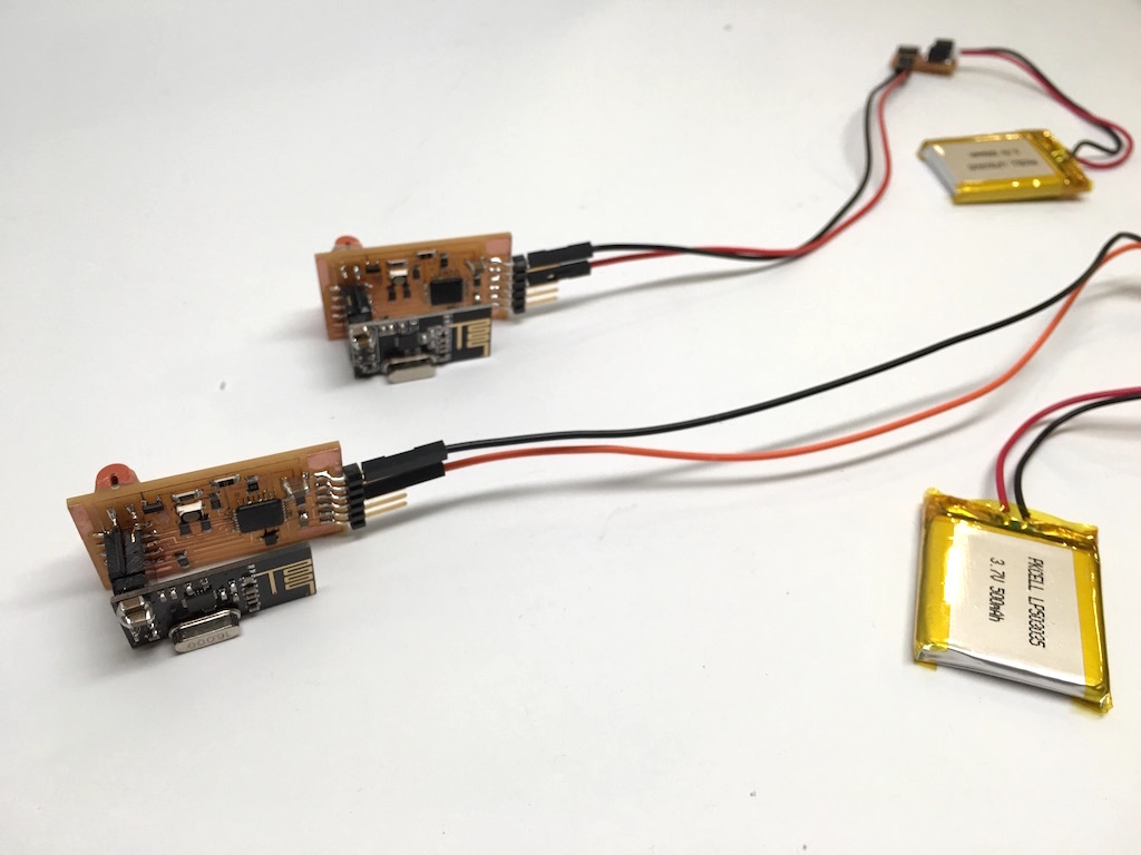 Albert Chen How To Make Almost Anything Crunch Sub Amp Wiring Diagram I Then Tested The Final Board And All Looked Good