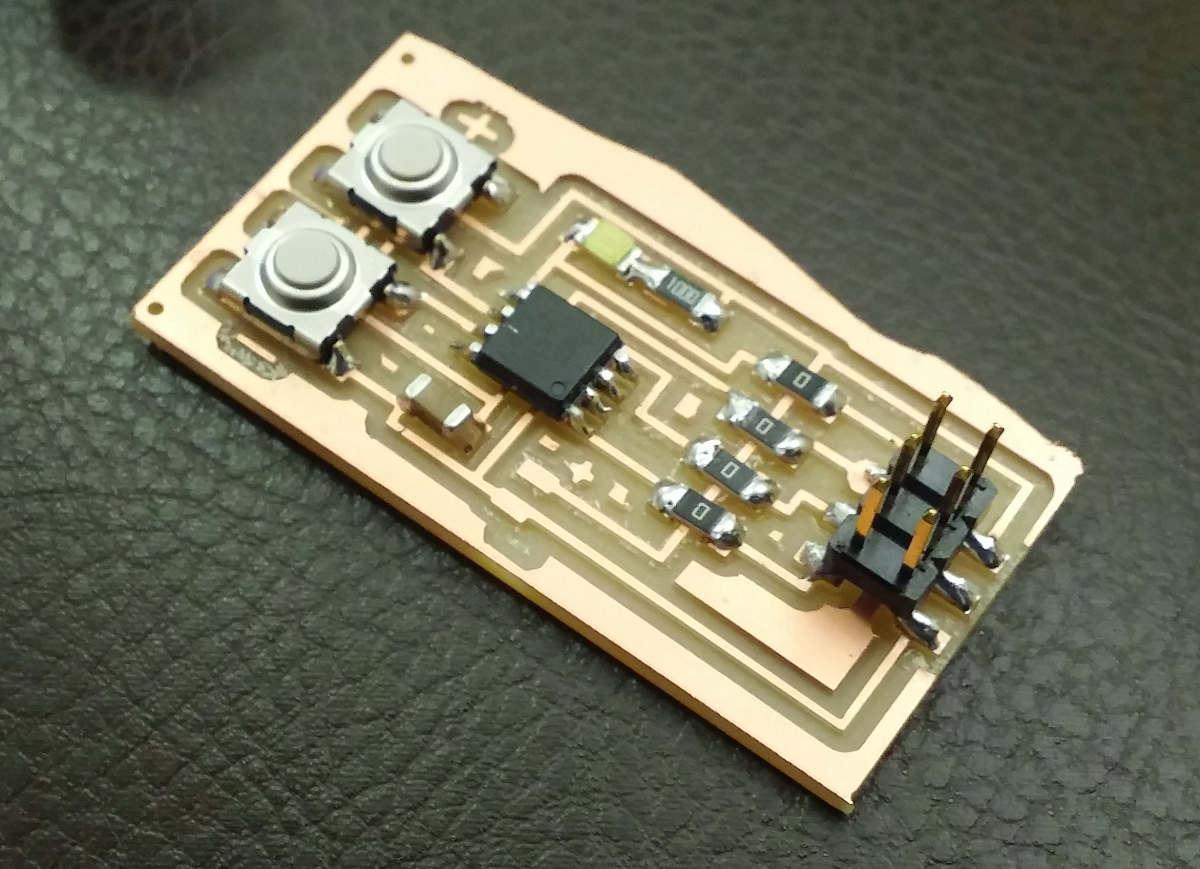 Embedded Programming Electronic Watchdog Circuit