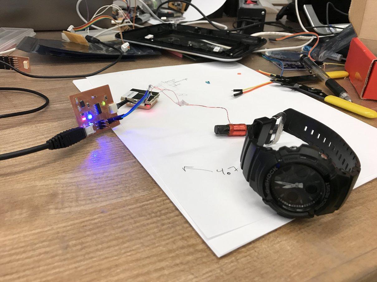 Project: μWWVB · cat /var/log/build