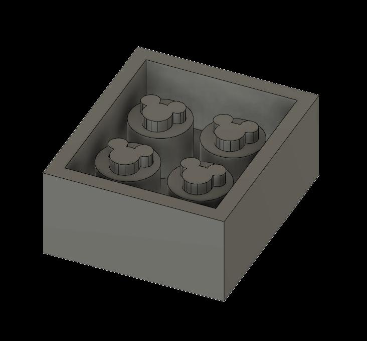 3d Mold model