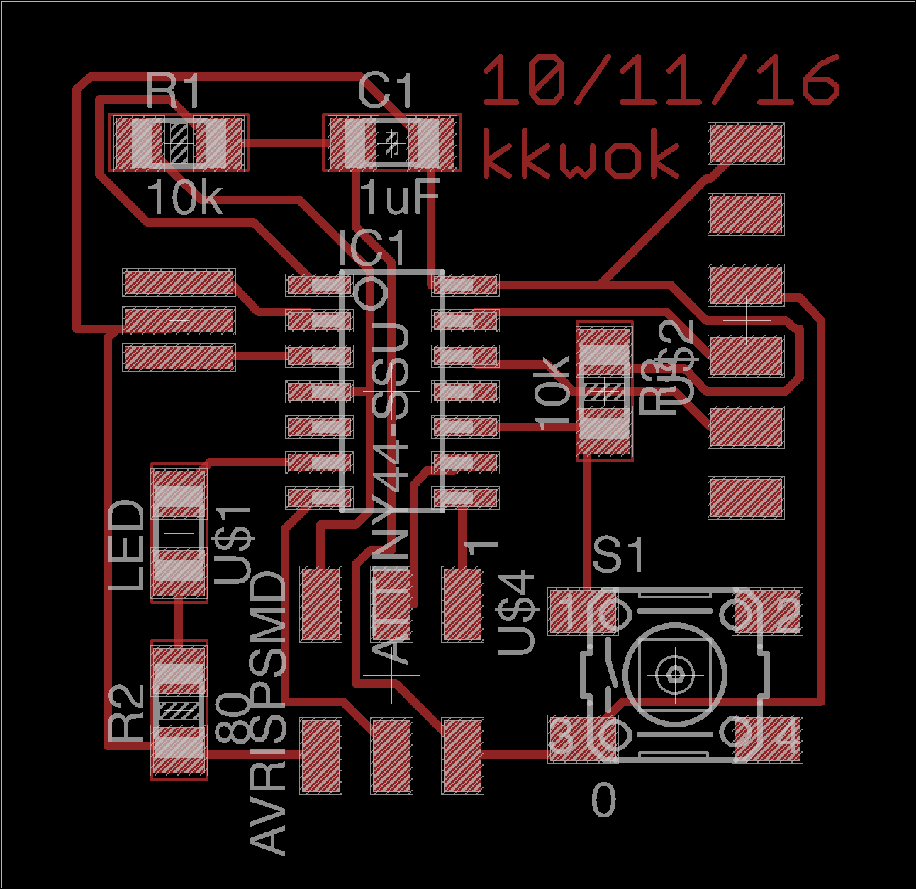 Kevin Kwok How To Build Your Own Power Supply Maxembedded I Hooked It Up The Fabispkey Programmer And One Of Ftdi Adapters Attempted Upload A Program With Provide Makefile
