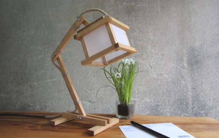 Unique Creative Table Lamp Designs  Kevin Jiang.