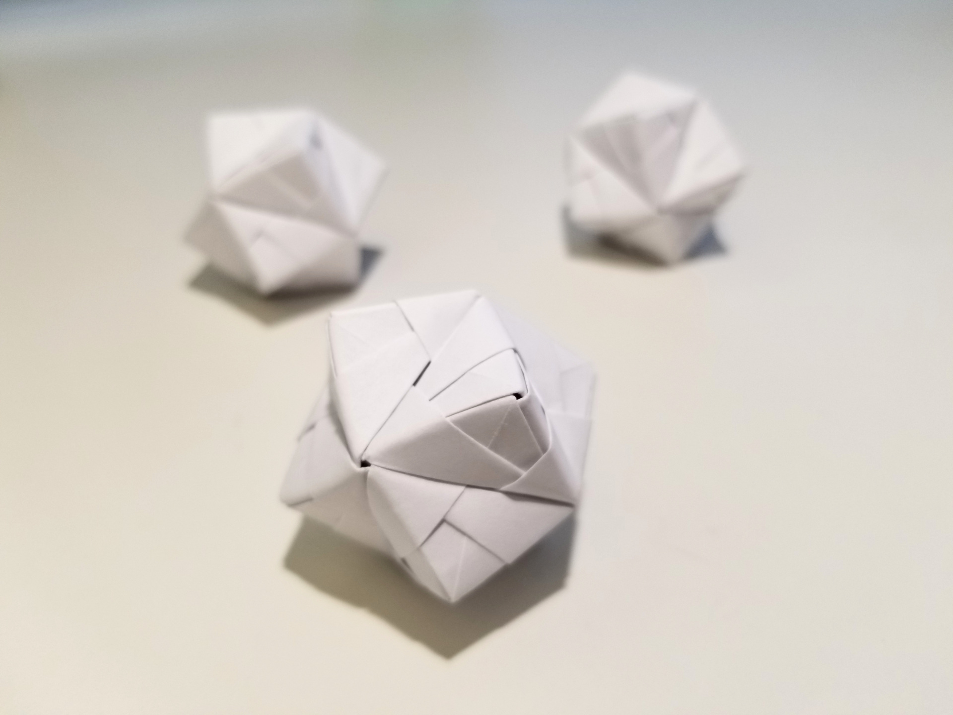 Modular Origami Dodecahedron With Windows - Instructables | 1440x1920