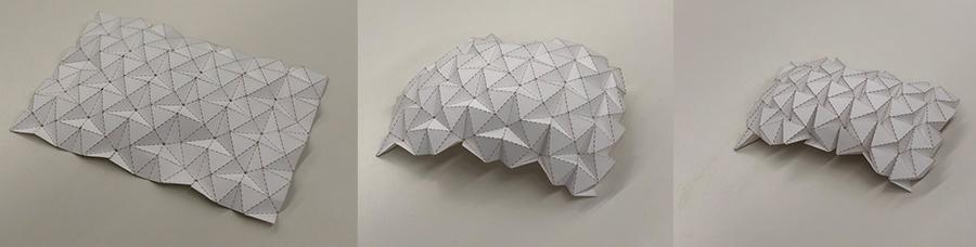 Origami: mathematics in creasing | 228x900