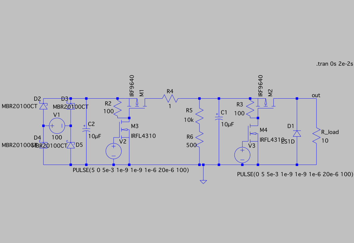 Will Makes Things Capacitor Bank Circuit Diagram On Schematic A That Charges And Then Offloads Charge Into The Gap Between Wire Workpiece My Went Through Number Of