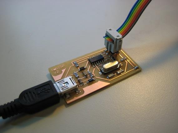 Arduino isp programmer download